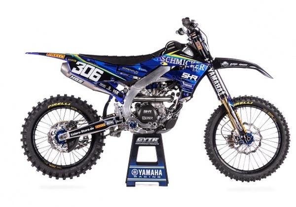 Yamaha YZ250F 2021 SHR Motorsprts